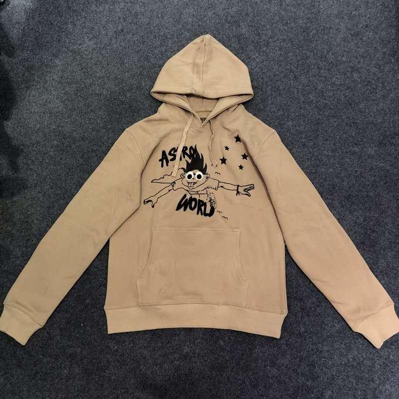 19ss New SCOTT ASTROWORLD Hoodies Men Women Streetwear Hip-hop High Quality Cotton Sweatshirts Hoodie