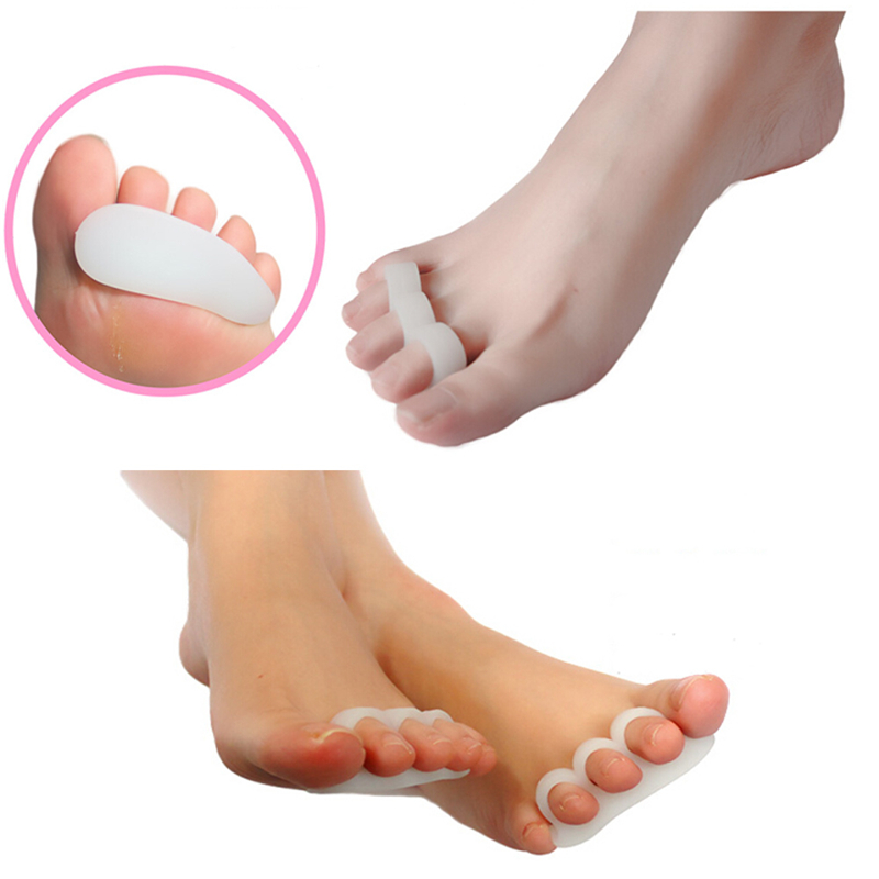 Skin Care Tools Beauty & Health Feet Care Heel Shoes Slip Resistant Pads Foot Care Tools 1 Pair Silicone Gel Insoles Pads Cushions Forefoot Pain Support Front