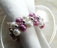aliexpress sold beaded wedding napkin ring