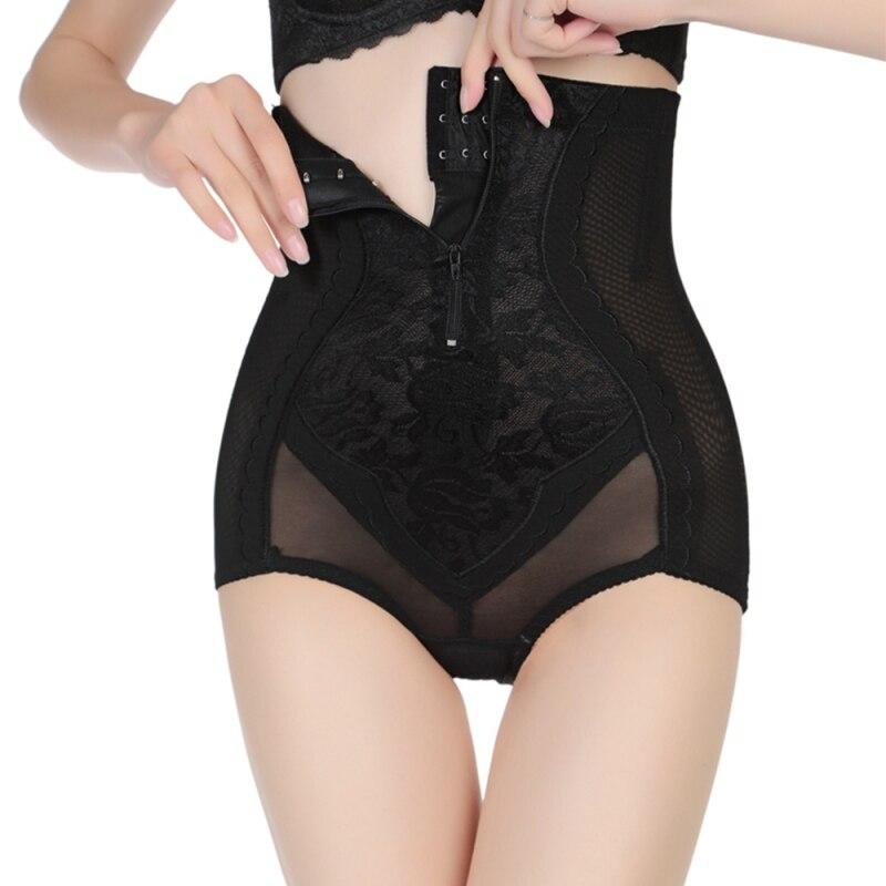 Женский Высокая Талия живота после родов брюки Для женщин полезно для похудения подтяжки бедра поддерживает XL-5XL