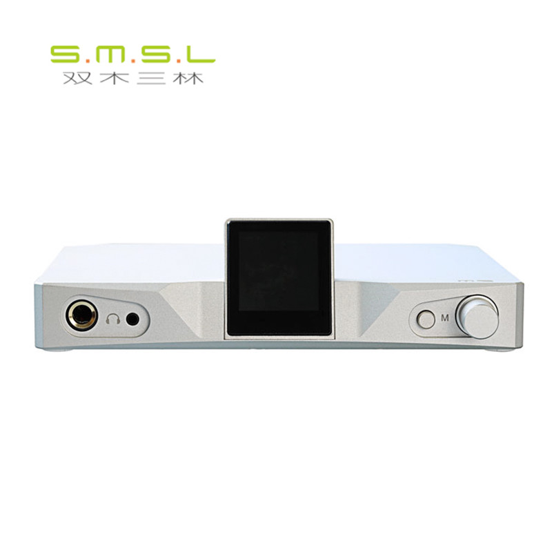 SMSL M9 32bit/768kHz DSD512 AK4490X2 XMOS HiFi Digital Decoder Optical/Coaxial/USB DAC Headphone amplifier Aluminum Enclosure m139
