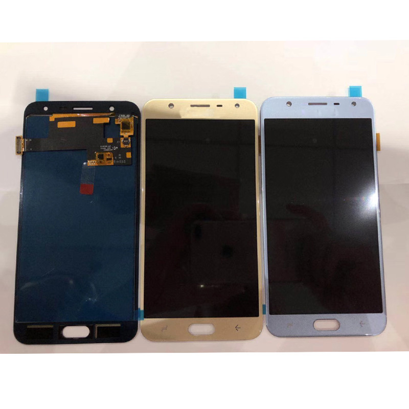<font><b>J720</b></font> <font><b>LCD</b></font> For Samsung Galaxy J7 Duo 2018 <font><b>J720</b></font> <font><b>LCD</b></font> Display and Touch Screen Digitizer Assembly for <font><b>J720</b></font> J7 Duo 2018 image