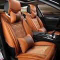 Alta qualidade Rei série almofada de carro tampas de assento de carro de seda gelo de alta qualidade para a renault para duster GFJD1502A