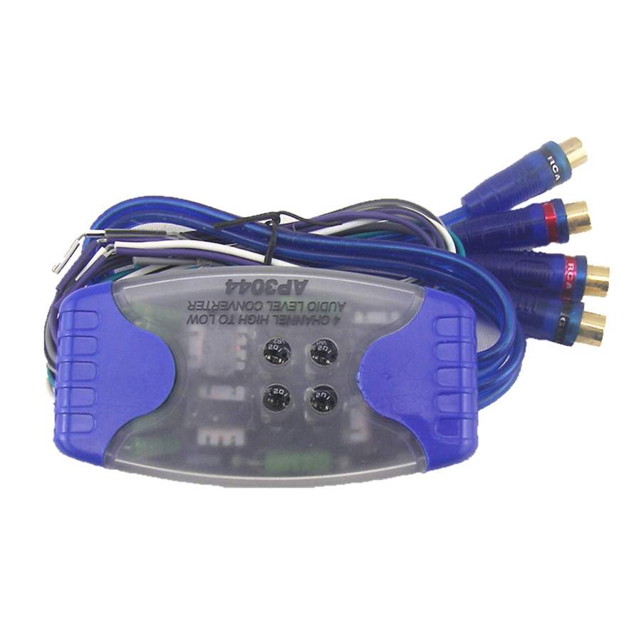 US $13.06 6% OFF|Universal Car Stereo Audio Speaker Converter Wire on
