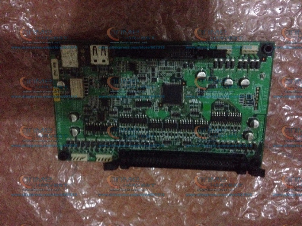 Original old used second-hand IO Board for House Of Death 4 Arcade Simulator Shooting Game Machine Amusement Firing game cabinet 1 set of the house of dead 3 shooting game kit for shooting game simulator machine amusement firing game cga monitor cabinet