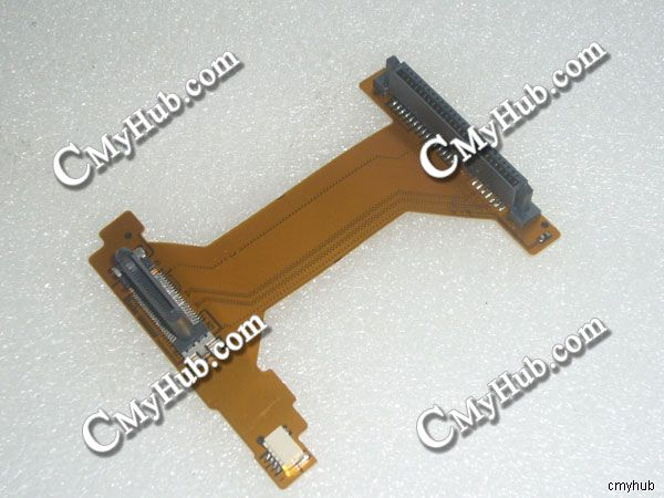 Nouveau Pour Panasonic Toughbook CF-53 CF53 CF 53 DFUP1967ZA SATA Disque Dur HDD Câble Adaptateur Connecteur Ruban Fil Câbles