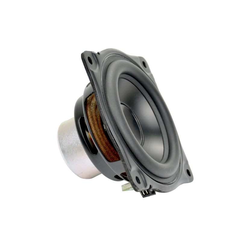 AIYIMA 3 дюймов аудио колонки полный спектр динамик 4ohm 30 Вт высокая прочность Неодимовый магнитный бас свет алюминиевый бассейн для AURA