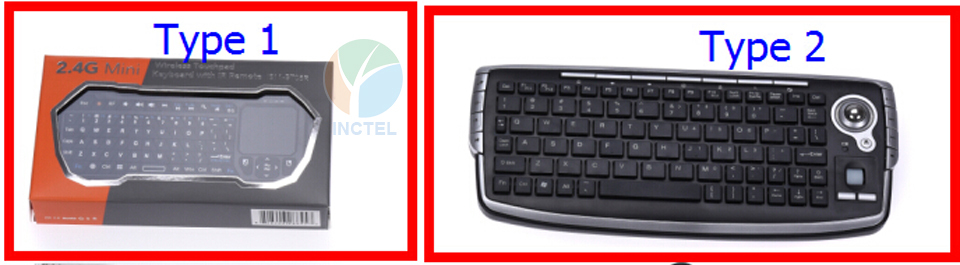 2.4G Air keyboard mouse
