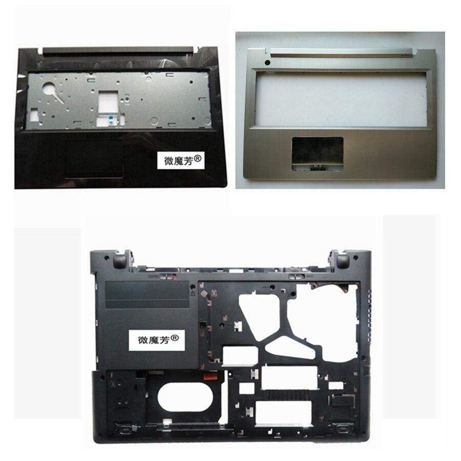 NEW For lenovo -70 Z50-40 -70M -80 -30 -45 Z50-70 Z50-30 Z50-80 Z50-45 Palmrest Upper Case&Bottom Base Cover Case