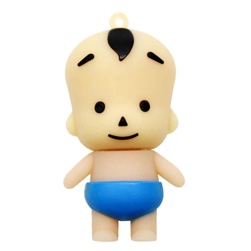 Мини-флешка, подарок для ребенка, USB флешка, 8 ГБ, 16 ГБ, 32 ГБ, 64 ГБ, 128 ГБ, мультяшная детская флешка, флешка, USB флешка для детей