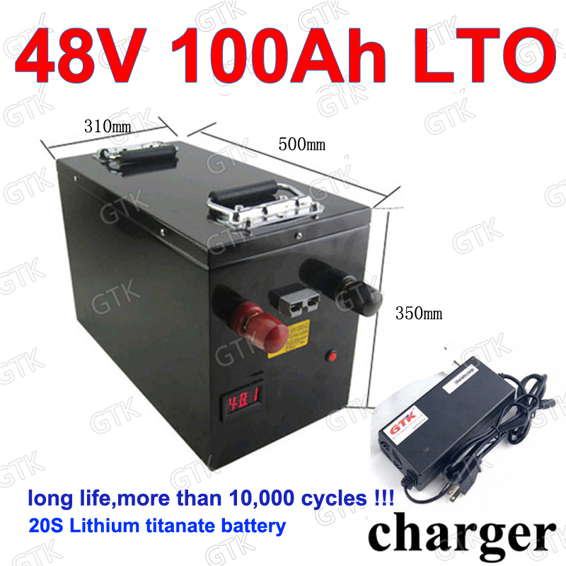 Power Source Gtk Lithium 12v 100ah Lifepo4 Battery With 100a Bms 4s 12.8v For 1200w Backup Power Inverter Rv Boat Mppt Solar Agv Consumer Electronics 10a Charger