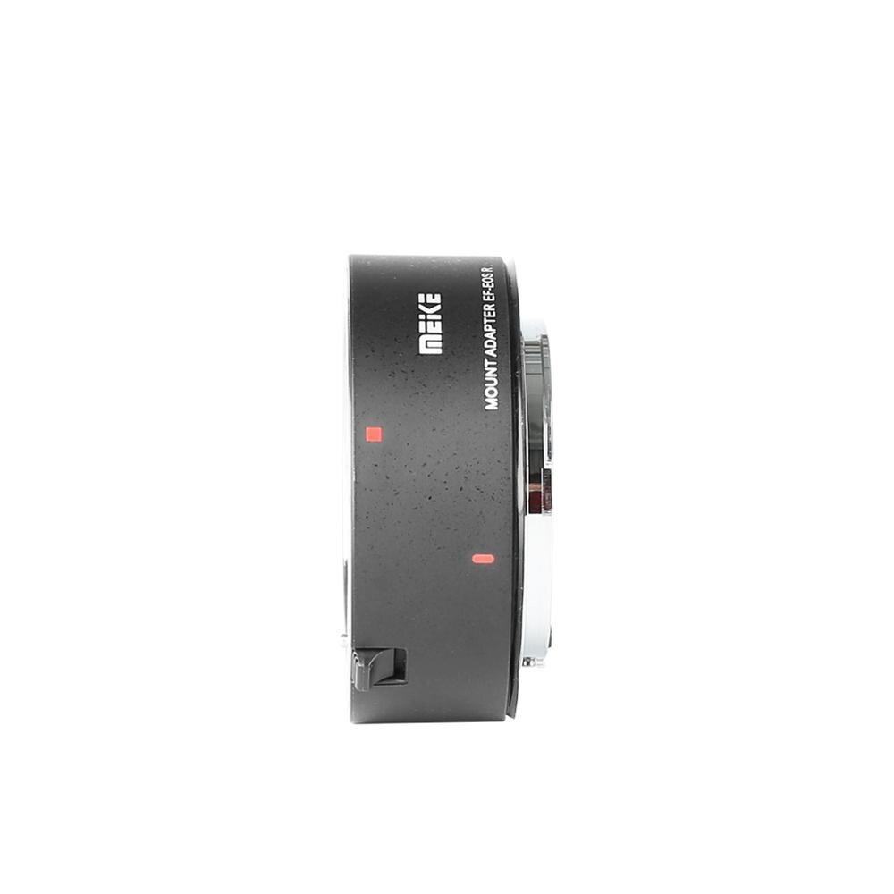 MEKE anneau adaptateur de montage sur MK-EFTR-A Design professionnel pour Canon EF/EF-S objectif de montage sur Canon EOS R caméra