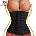 Trainer cintura corpo shaper Underbust Corset aço desossa corsets preto desgaste mulheres lady sexy corset slimming suit shapewear corpo