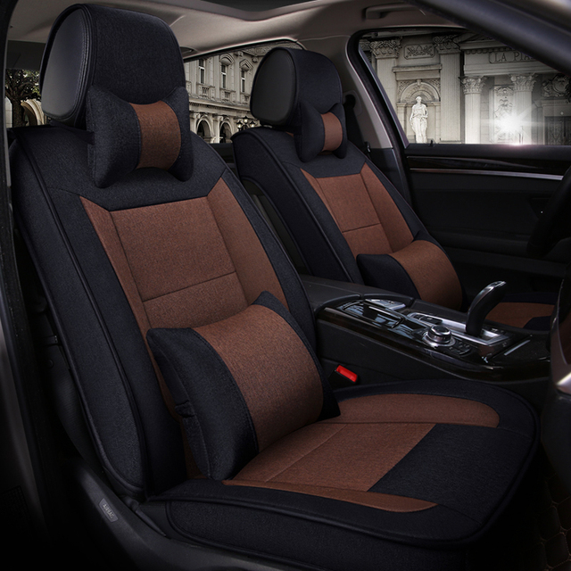 Luxe Auto Styling Auto Bekleding Universele Vier Seizoen Universele ...