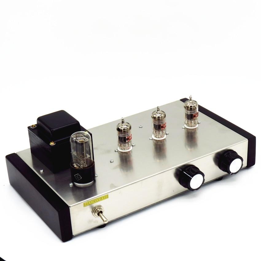 Classic marantz M7 12AX7B Vacuum tube Pre AMP Hifi Audio preamplifier