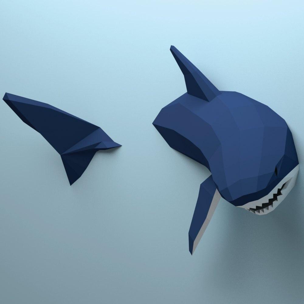 учебой картинки акула схемы из бумаги интересными людьми