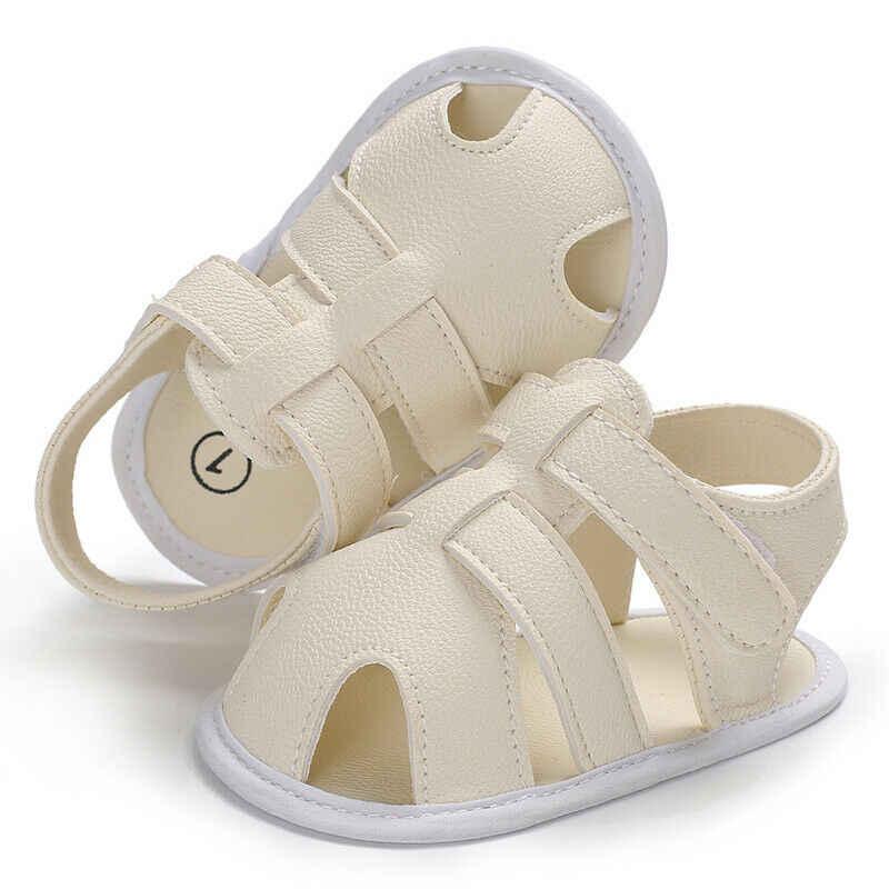 2019 Bebek Ilk Yürüyüşe Bebek 0-18 ay Boy Kız Terlik Yürümeye Başlayan Çocuk Kreş Okul Yaz Yeni deri ayakkabı