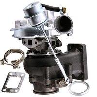 Турбо для Nissan Safari Patrol 4.2L TD42 ГУ GQ Y60 Турбокомпрессор T3 фланец универсальный для VW 1,8 т T3 T4. 63 AR 0.5A/R 360
