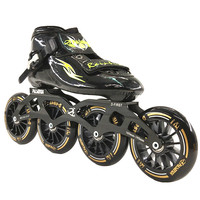 inline speed skating shoes Professional Adults inline roller skates pasendi inline racing skate 3x125 4x100 4x110 4x90
