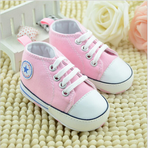 Soft-Sole Shoes Sneakers