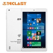 Teclast X80 Plus 8 Pulgadas Tablet PC de Windows 10 + Android 5.1 Dual Intel Cereza Z8300 Trail Quad Core 2 GB RAM 32 GB ROM Tablet OTG