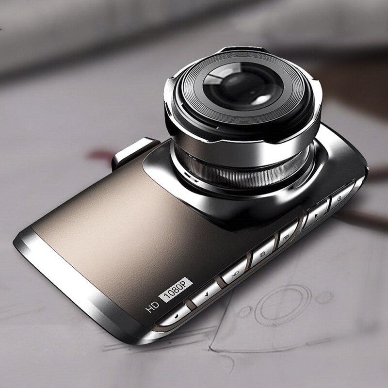 Auto Vision nocturne caméra enregistreur Dash Cam voiture DVR 3 pouces HD véhicule voiture DVR route Dash Cam vidéo caméscope g-sensor affichage