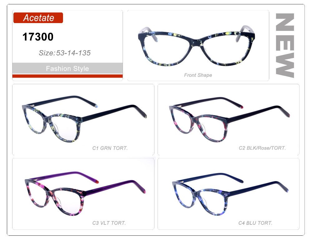 52ee7d81082 Eye wonder Wholesale Glasses Optical Eyewear Frames Demi Designer Glasses  for Women