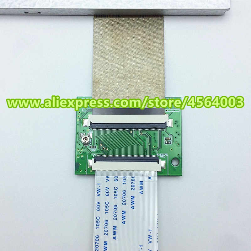 8 inch 60pin TTL màn hình hiển thị LCD bảng điều khiển Âm Thanh Màn Hình điều khiển HDMI VGA 2AV cho HSD080IDW1 đối với Raspberry pi PC kit