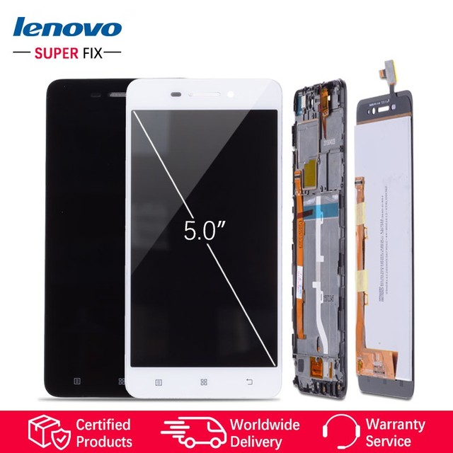 e51043dfba6f80 Original IPS Display For Lenovo S60 LCD Touch Screen Digitizer S60W S60T S60A  Replace Parts For Lenovo S60 Display