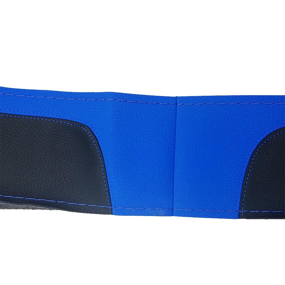 CNIKESIN Volant Universellement 38CM Guidage Tresse Couvre volant - Accessoires intérieurs de voiture - Photo 4