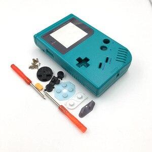 Классический чехол для игровой консоли, пластиковый чехол для Nintendo GB