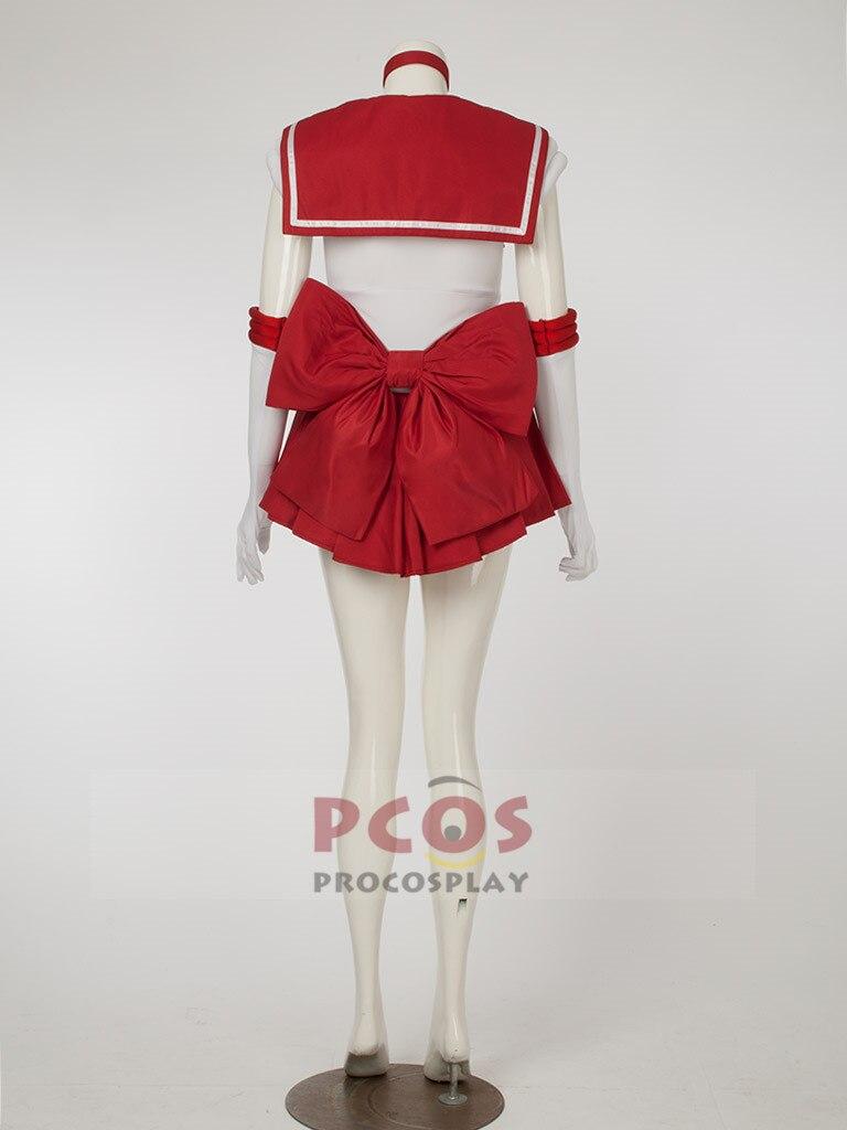 Լավագույն գին սահմանվել. Sailor Moon Sailor Mars - Կարնավալային հագուստները - Լուսանկար 3