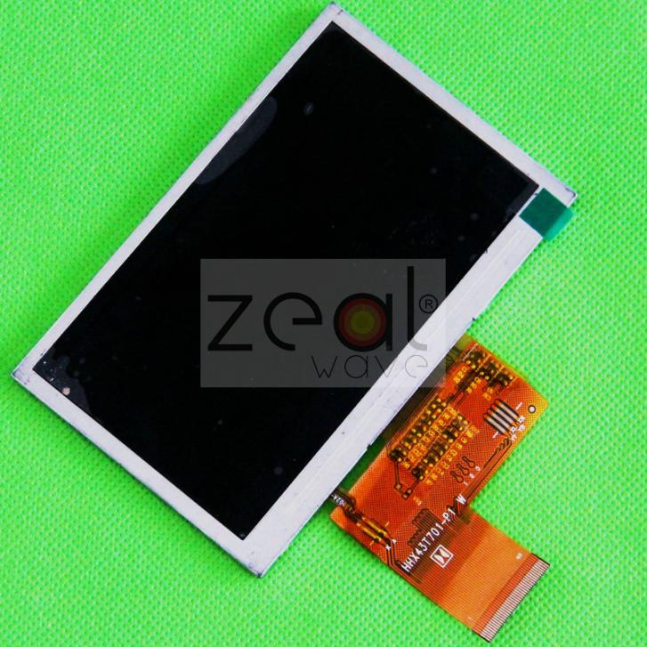 480x272 TFT Color 4.3inch LCD Display Module for MP4,GPS,PSP,Car.MCU,PIC,AVR, 90% New image
