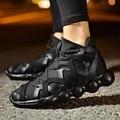 Men Shoes 2016 Autumn Korean Version Of Men's Shoes Men Outdoor Walking Hip-Hop High Shoes Fashion Casual Shoes