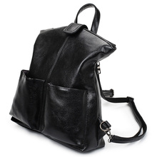 Fancy High Quality PU Leather Womens' Backpack