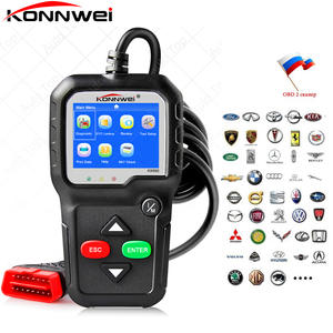 2018 OBD 2 OBD2 Autoscanner ODB 2 KONNWEI KW680 OBD2 Automotive Scaner with Multi