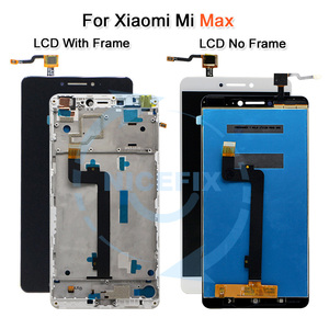 Image 2 - Xiaomi Mi Max LCD Display Touch Screen Digitizer Assembly For Xiaomi Mi Max 2 LCD Max2 Max 3 Screen Replacement Black White
