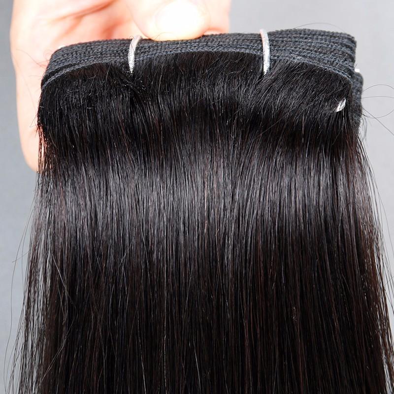 Sleek Straight Peruvian Virgin Hair 3 Bundles Peruvian Straight Hair Peruvian Straight Virgin Hair Virgin Peruvian Hair Bundles (6)