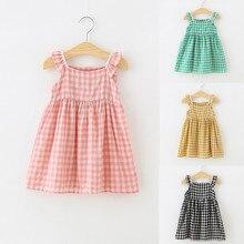Toddler Kids Baby Girls Princess Casual Dress Clothes Ruffle