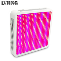 Full Spectrum 800W LED Grow Light Red Blue UV IR AC85 265V Led Plant Lamps Best