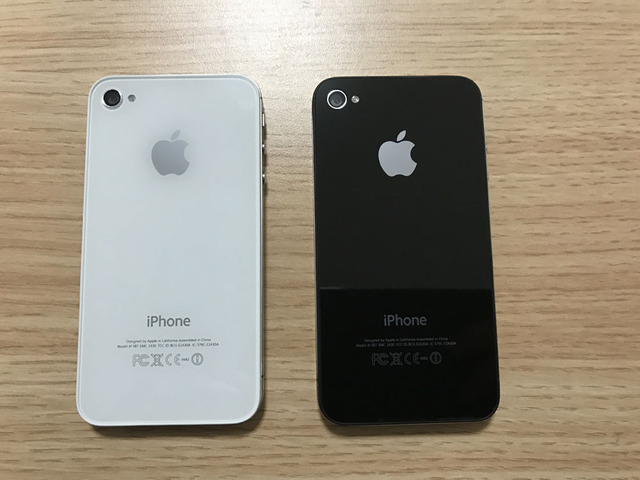 teléfonos móviles Original Apple Iphone 4S desbloqueado de fábrica 8GB 16gb 32gb 64gb ROM 3,5 «8MP Dual Core 3G GSM WCDMA WIFI GPS IOS