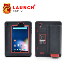 7'' Tablet Original LAUNCH Engine Diagnostic Scan Tools X431 V With Wifi / Bluetooth Full System Analyzer 2 Years Free Update(China (Mainland))