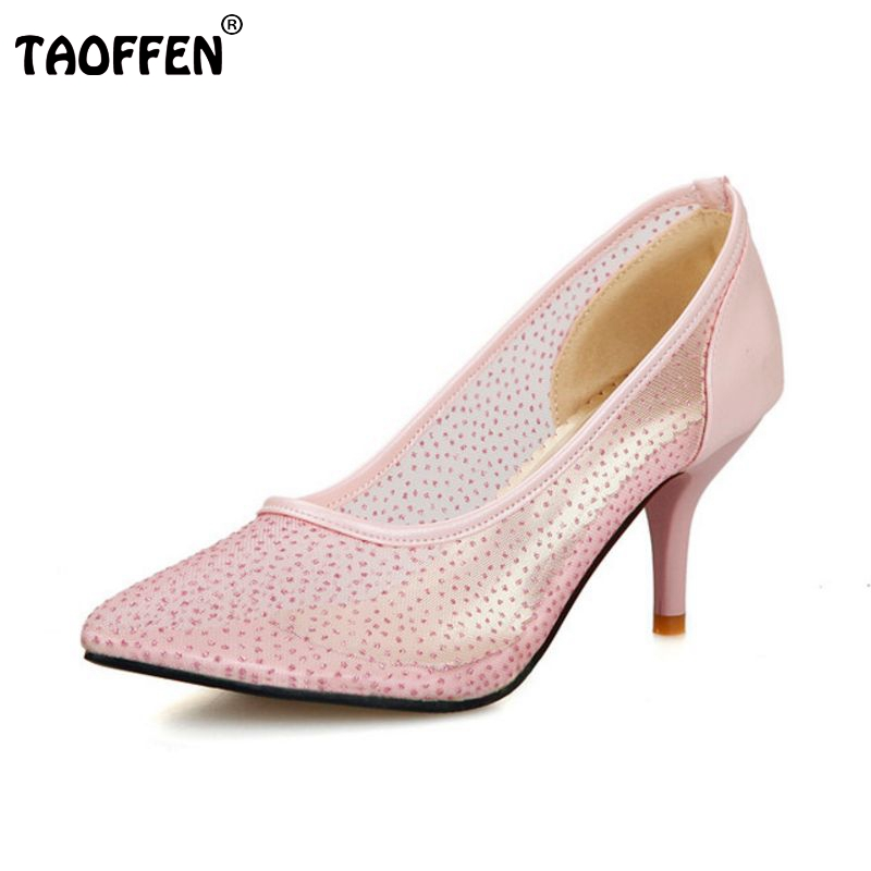 fashion transparent bow pointed toe shallow mouth high heels single women shoes bottom lady single OL pumps size 30-50 PA00115 2017 korean women shoes pointed toe shallow mouth flat heel buckle hollow pearls lady fashion flats women summer sandals 35 39