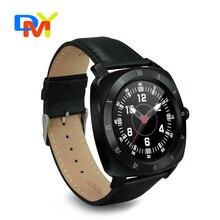 2016 neue Bluetooth Smart Uhr leben Wasserdicht DM88 Smartwatch Unterstützung pulsmesser Für Iphone Für Samsung Android-Handy