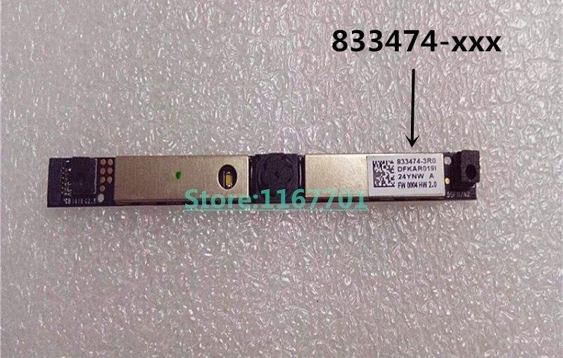 Laptop/Notebook webcam/Camera board for HP 15-AU 15-AU030WM 15-AU035tx 15-AX 15-AY 17-AX 833474-290 833474-3R0 833474-xxx