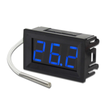 XH-B310 Mini High-temperature Thermometer K-type Thermocouple Digital Industrial Thermometer -30~800 degree стоимость