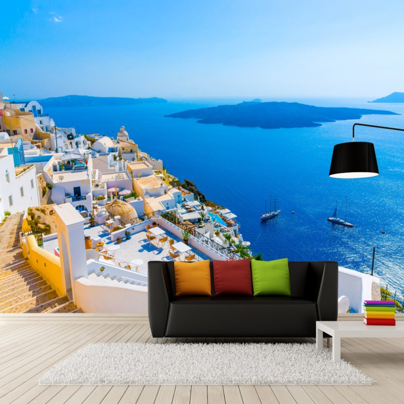 Buy Greek Wall Murals And Get Free Shipping On Aliexpress