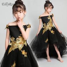 1fa33a3053efe Christmas Dresses Girls Gold Promotion-Shop for Promotional ...