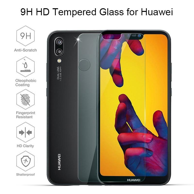 Nova 4 4e Tempered Glass For Huawei Nova 3 Screen Film Glass For Nova 3E 2i 2S 2 Lite Protector Glass On Huawei Nova 3i 3 2 Plus