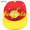 O envio gratuito de Flash Chapéu Snapback Caps Boné de Beisebol Adulto Cool Boy Hop Chapéus para Mulheres Dos Homens